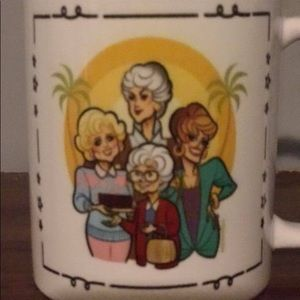 Other - Golden girl coffee mug